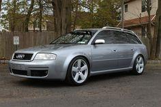 Original Audi RS6 a Top Gear Bargain Hero - http://www.quattrodaily.com/original-audi-rs6-top-gear-bargain-hero/