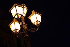 Luces en la oscuridad