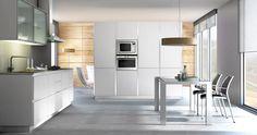 La iluminación en las cocinas minimalistas