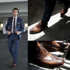 afc65527655692 Rushing through LA Gentleman Shoes