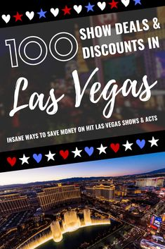 Discover over Las Vegas show ticket discounts on the best Cirque, headliner, variety, adult, and magic shows. You can& miss these Vegas show deasl! Las Vegas Shows, Las Vegas Show Tickets, Las Vegas Trip, Las Vegas Nevada, Las Vegas Vacation Deals, Vegas Fun, Places To Travel, Travel Destinations, Travel Deals