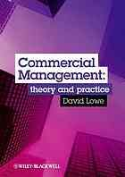 Commercial management : theory and practice