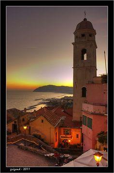 Cervo, Imperia, Liguria.