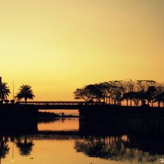 Sunset Tanjung Bunga Makassar