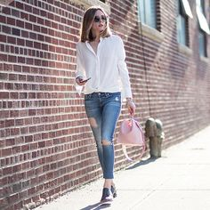 Snapped: Summer Casual | Olivia Palermo