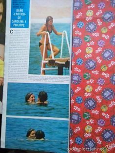 Monaco, Philippe Junot, Grace, Charlotte Casiraghi, Royal Families, Jewelries, Magazine Covers, Crowns, Beach Mat