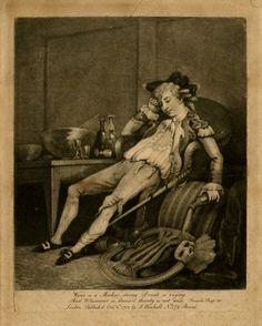 Wine is a Mocker, 1782