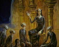 The Bene Gesserit from Frank Herbert's Dune.