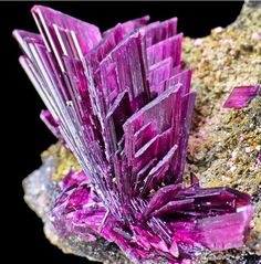 Erythrite from Morocco
