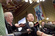 Equipe de inspetores deixa Síria no sábado e encontra secretário-geral da ONU em Nova York | #ArmasQuímicas, #Conflito, #GuerraCivil, #Investigação, #ONU, #Síria