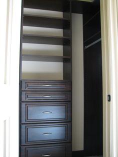 Naples Closets, LLC   Custom Closet Company   Naples, FL   Small Walk In