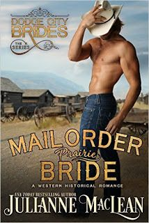 Awesome Novels: Mail Order Prairie Bride by @JulianneMacLean #Kind...