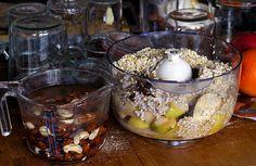 Cruelty Free Hedgehogs : Raw Pohanková Kaše k snídani Acai Bowl, Food To Make, Food And Drink, Pudding, Homemade, Vegan, Breakfast, Desserts, Hedgehogs