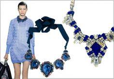 Shopping: le collane di pietre colorate - MarieClaire