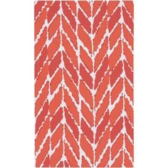 Found it at DwellStudio - Arrow Tangerine Outdoor Rug Chevron Area Rugs, Discount Area Rugs, Polyester Rugs, Small Area Rugs, Rectangle Area, Orange Pattern, White Area Rug, Home Decor Trends, Outdoor Rugs