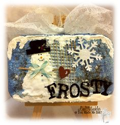 You Made Me Ink!: Altered Altoids Tin Ornaments