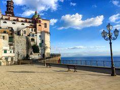 Un'altra giornata incredibile ad Atrani :-) Another incredible day in Atrani :-) #amalficoast #sharethemagic