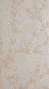 Laura Ashley Wintergarden Floral Beige Gloss Wall tiles