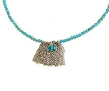 Necklace - Turquoise - by Chapter 42