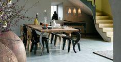 Belle salle à manger : 14 photos repérées par Mademoiselle Cécile - CôtéMaison.fr