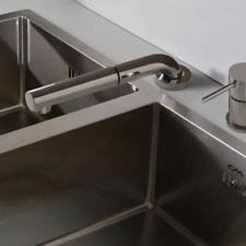 Miscelatori Per Lavelli Da Cucina.Treemme Design Miscelatore Per Lavello Da Cucina Con Bocca
