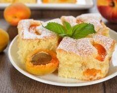 Cake aux abricots (facile, rapide) - Une recette CuisineAZ