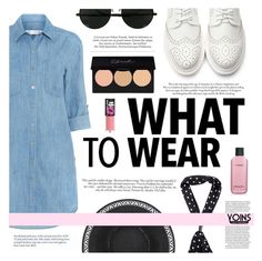 """""""Join in and win $20 - Yoins"""" by tasnime-ben ❤ liked on Polyvore featuring Seafolly, MAC Cosmetics, Victoria Beckham, Karl Lagerfeld and yoins"""
