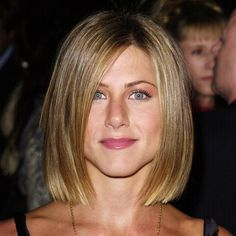 Jennifer Aniston's Changing Looks - 2001 - from InStyle.com