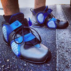 Nike Basketball Shoes, Sports Shoes, Sneaker Boots, Shoes Sneakers, Nike World, Nike Mag, Liu Kang, Moda Retro, Nike Foamposite