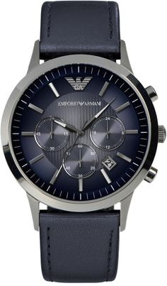 Having Elegant Appearance With Armani Watches For Men - Gorgeous Emporio  Armani Watches For Men 458f3365d95