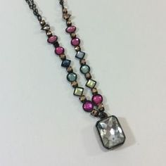 I just discovered this while shopping on Poshmark: Avon signed necklace. Check it out!  Size: OS