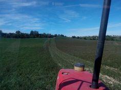 La ferme de Vanessa: Les semis d'automne ont commencé! Aitchison, Seed Drill, Farm Gate, Fall