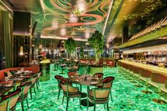 London restaurants you should eat at, by someone who lives there - Insider Asia Restaurant, Restaurant Design, Lighting Control System, Neon Jungle, Art Deco Bathroom, Japanese Artwork, Beautiful Sites, London Restaurants, Light Installation