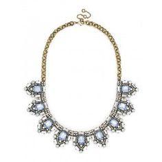 Aquamarine Cavalier Collar