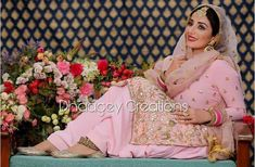 Sikh Wedding Dress, Punjabi Wedding Suit, Wedding Suits, Punjabi Bride, Punjabi Suits Designer Boutique, Designer Punjabi Suits, Indian Designer Wear, Bridal Outfits, Bridal Dresses