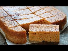 BIZCOCHO DE CALABAZA   Esponjoso y muy fácil de hacer - YouTube Cooking Time, Cornbread, Chocolate, Ethnic Recipes, Desserts, Youtube, Quiche, Videos, Food