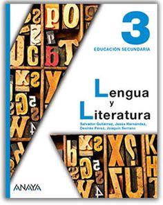 Lengua y Literatura 3oEso