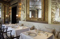 15 Supremely Stylish Restaurants in Paris Photos | Architectural Digest