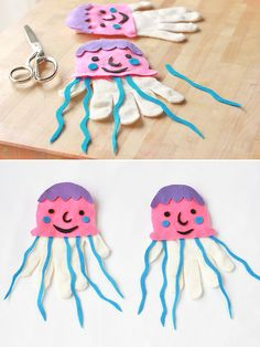 DIY Jammin' Jellies Gloves for Kids