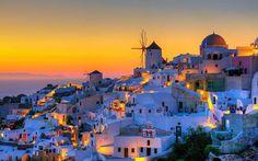 No. 3 Santorini in Greece