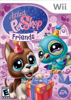 Amazon.com: Littlest Pet Shop Friends - Nintendo Wii: Video Games