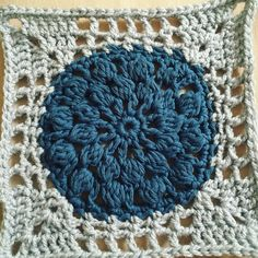 My newest square for a baby blanket for our baby boy's nursery!  I finally got my yarn order!!! #circleinthesquareblanket #circle #crochet #crochetbabyblanket #babyblanket #crochetblanket #crochetafghan #crocheting #crochetlove #crochetaddict #crochetersofinstagram #instacrochet #crochetlover #nursery #babyboy #nurserydecor by katie_wiz_crochets