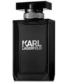 Karl Lagerfeld Pour Homme Eau de Toilette, 1.7 oz - Shop All Brands - Beauty -demurebyj