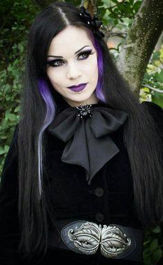 Milena Grbovic #GothicBeauty