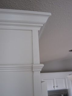 Extending tops of the Cabinets