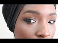 {MAKEUP TUTORIAL} SMOKEY EYE FOR BEGINNERS   NO BRUSHES REQUIRED - YouTube