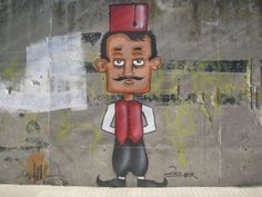 Beirut walls - author unknown