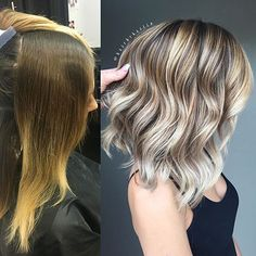 30 Super Short Hairstyles for 2017: #16- Balayage