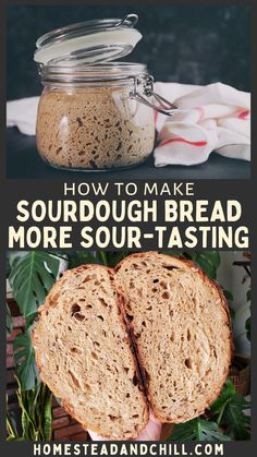 Craving an extra tangy loaf of bread? Read along to learn 10 different ways to manipulate your starter, dough, and baking process to make your sourdough bread taste more sour tasting! #sourdoughstarter #sourdoughbaking #sourdough #sourdoughbread Sourdough Pancakes, Sourdough Recipes, Sourdough Bread, Bread Recipes, Recipes With Yeast, Baking Recipes, Drink Recipes, Sour Taste, Home Baking