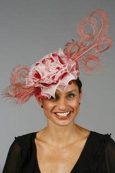 265 Best Hats fascinator spring carnival images  440f7068c53